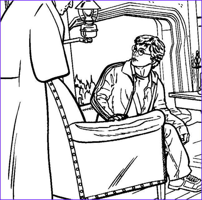 Harry Potter: the Coloring Book Best Of Stock Coloring Pages Coloring Pages Harry Potter and the