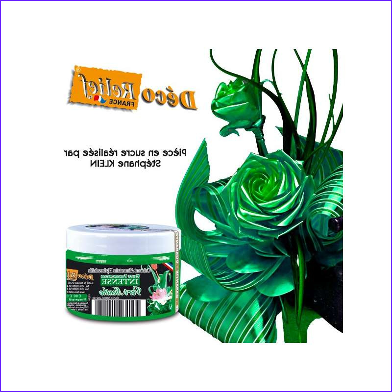 concentrated food color mint green 50 gr