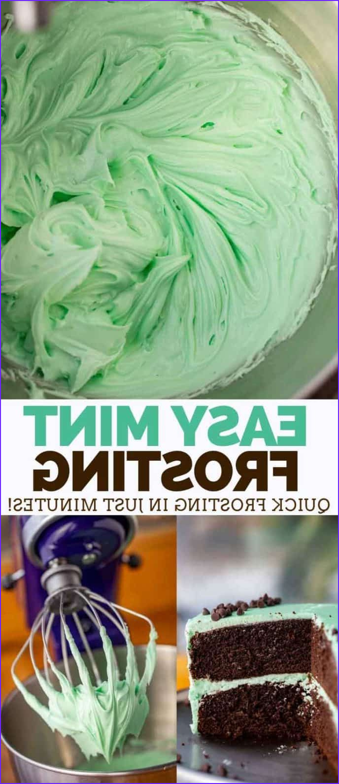 Mint Green Food Coloring Luxury Photos Mint Frosting Is Buttercream Made With Butter Powdered