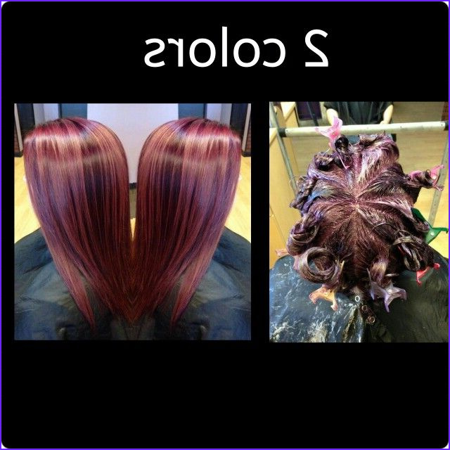 New Coloring Techniques Cool Collection Hot New Hair Coloring Technique Pinwheel Color the