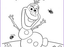 Olaf Coloring Page Free Cool Photos Coloring Olaf