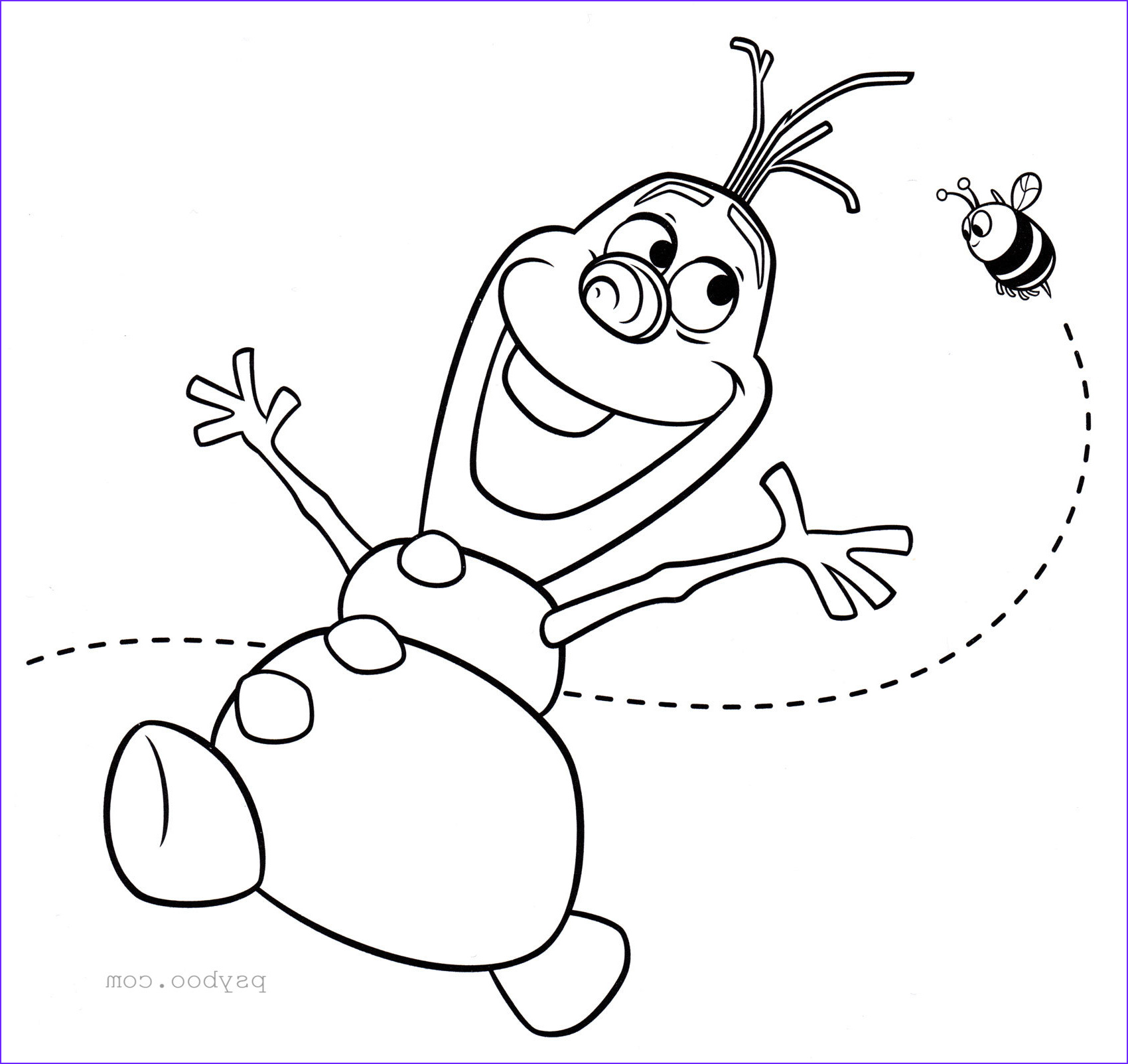 Olaf Coloring Page Free Unique Photography Loveable Olaf Coloring Pages ⋆free Printable Pdf Line 2020