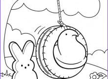 Peeps Coloring Page Beautiful Photos Free Printable Peeps Coloring Pages