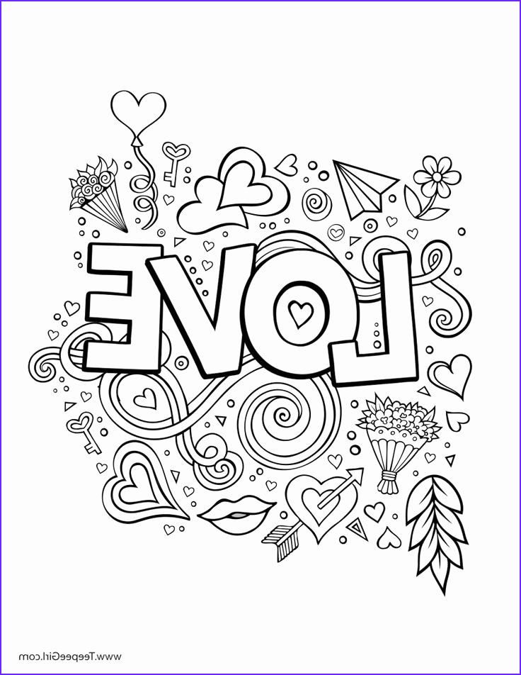 Printable Coloring Page for Adults Love Unique Image Adult Valentine Coloring Pages Fresh 17 Best About