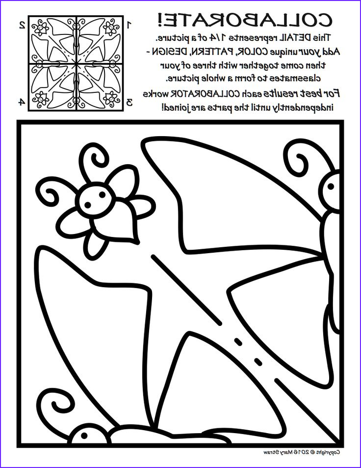 radial symmetry coloring page sketch templates