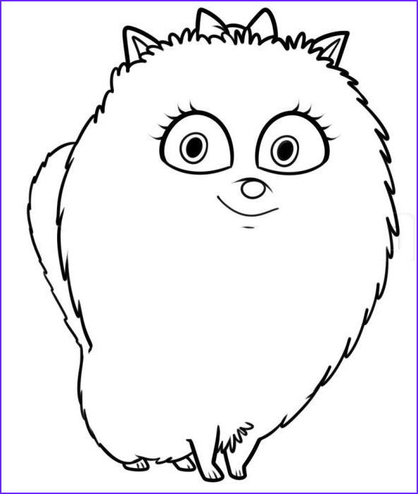 The Secret Life Of Pets Coloring Page Awesome Photography Coloring Page Secret Life Of Pets Gid 2