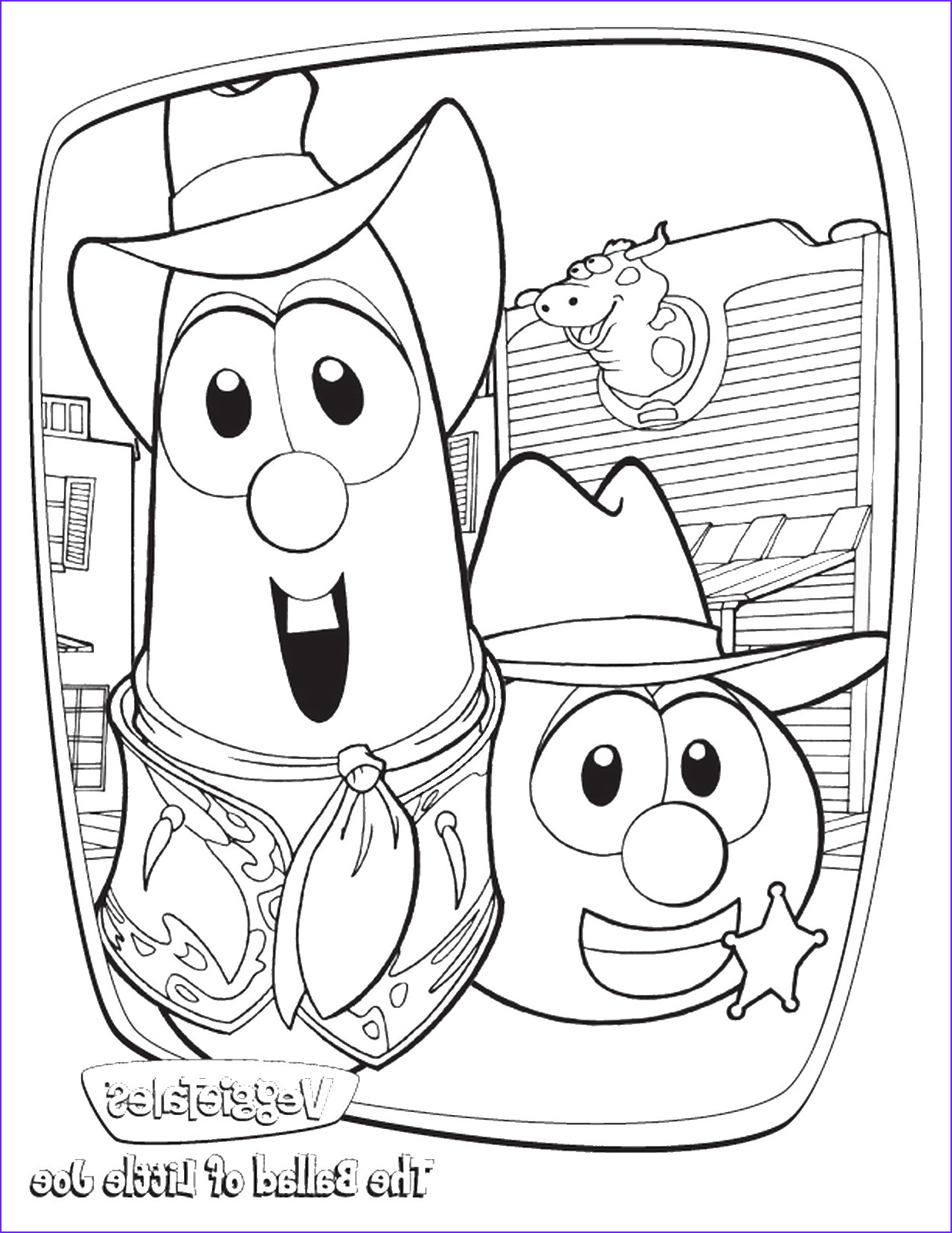 Veggie Tales Coloring Book New Image Veggie Tales Coloring Pages