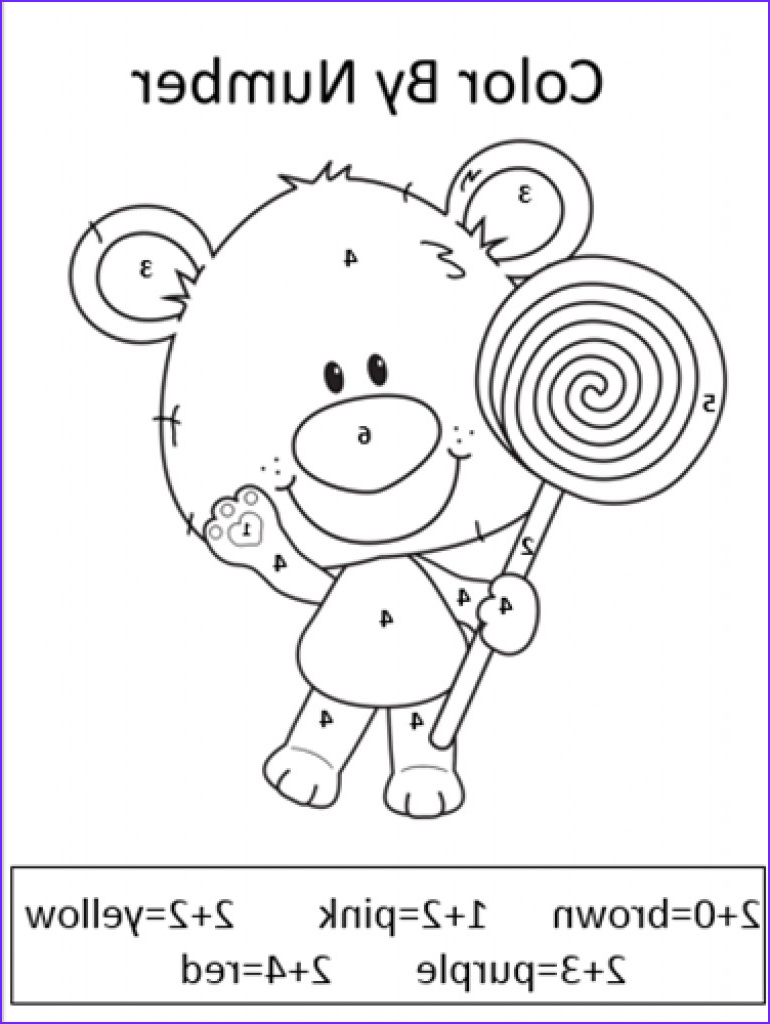 Math Coloring Pages 1st Grade at GetColorings