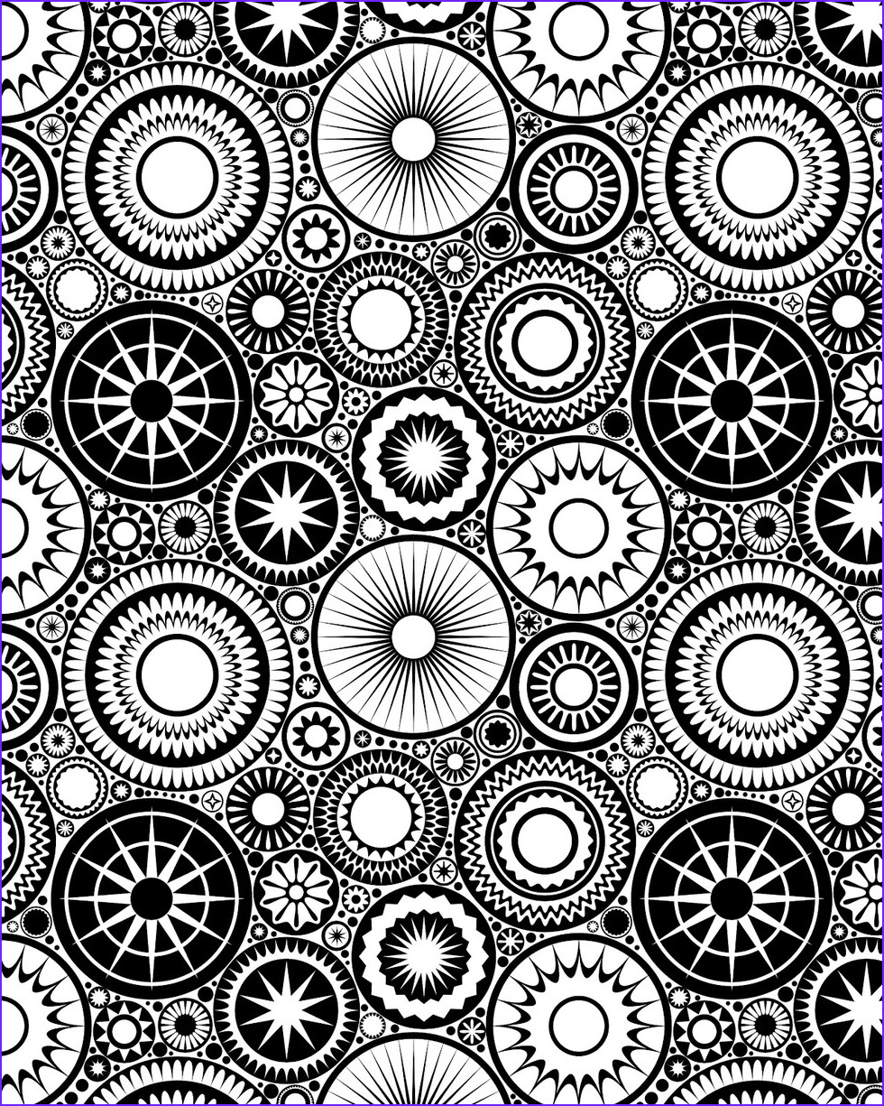 Abstract Coloring Pages for Adults Beautiful Photos these Printable Mandala and Abstract Coloring Pages