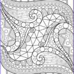 Abstract Coloring Pages For Adults Best Of Collection Abstract Coloring Page On Colorish Coloring Book App For