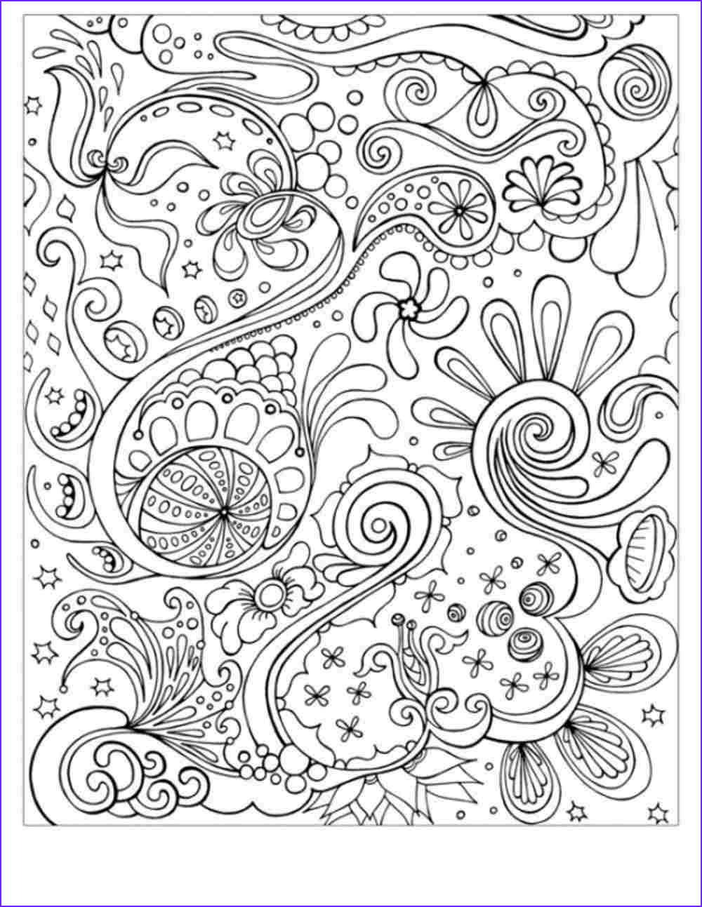 Abstract Coloring Pages for Adults Elegant Image Adult Coloring Pages Abstract Coloring Home