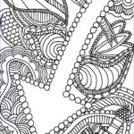 Abstract Coloring Pages For Adults New Collection Abstract Coloring Page For Adults High Resolution Free