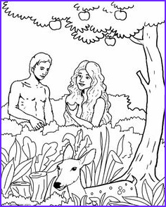 Adam and Eve Coloring Sheet Luxury Photography the Fall Man Genesis 3 Bible Mazes See if Your Kids