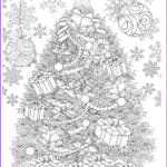 Adult Christmas Coloring Books Beautiful Photos Adult Christmas Coloring Pages Coloring Home