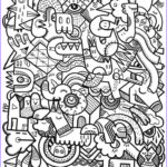 Adult Coloring Book Patterns Beautiful Stock Lets Doodle Coloring Pages Coloring Home