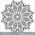 Adult Coloring Book Patterns Inspirational Gallery Simple Printable Coloring Pages For Adults Gel Pens Mandala