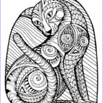 Adult Coloring Book Patterns New Gallery Cat Coloring Pages – Coloringcks