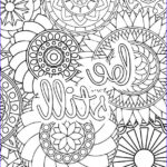 Adult Coloring Books For Stress Inspirational Photos Stress Relief Coloring Pages To Help You Find Your Zen