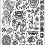Adult Coloring Pages Free Awesome Photos Adult Coloring Pages Free African Elephant