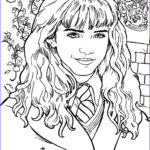 Adult Harry Potter Coloring Book Beautiful Stock Hermione Granger Harry Potter Coloring Pages