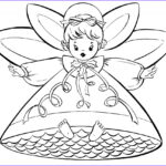 Angel Coloring Book Elegant Photos Free Christmas Coloring Pages Retro Angels The