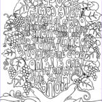 Bible Verse Coloring Pages For Adults Beautiful Gallery Exodus 3 8 Adult Colouring In Sheets Of Bible Verses
