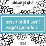 Bible Verses Coloring Pages Beautiful Gallery Free Printable Bible Verse Coloring Pages With Bursting