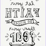 Bible Verses Coloring Pages Beautiful Images Faith Coloring Pages Coloring Pages Line