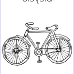 Bike Coloring Pages Beautiful Collection Bicycle Adult Coloring Page Google Search