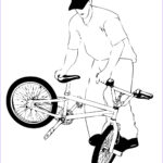 Bike Coloring Pages Inspirational Photography Whiplash Bmx Coloring Page