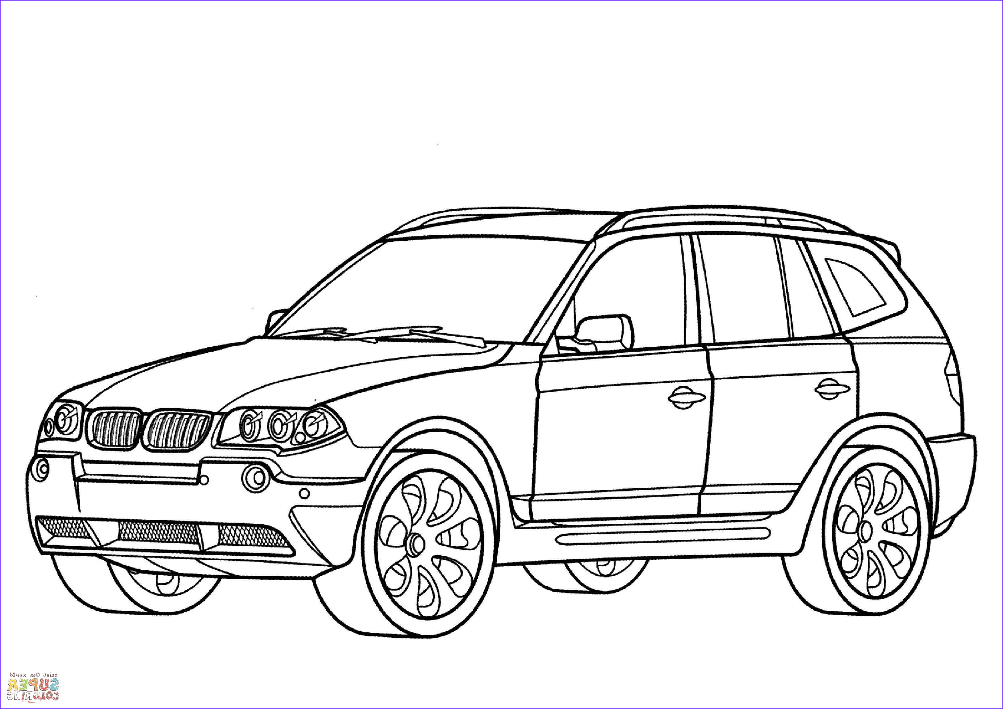 Bmw Coloring Pages Inspirational Image Bmw X3 Coloring Page