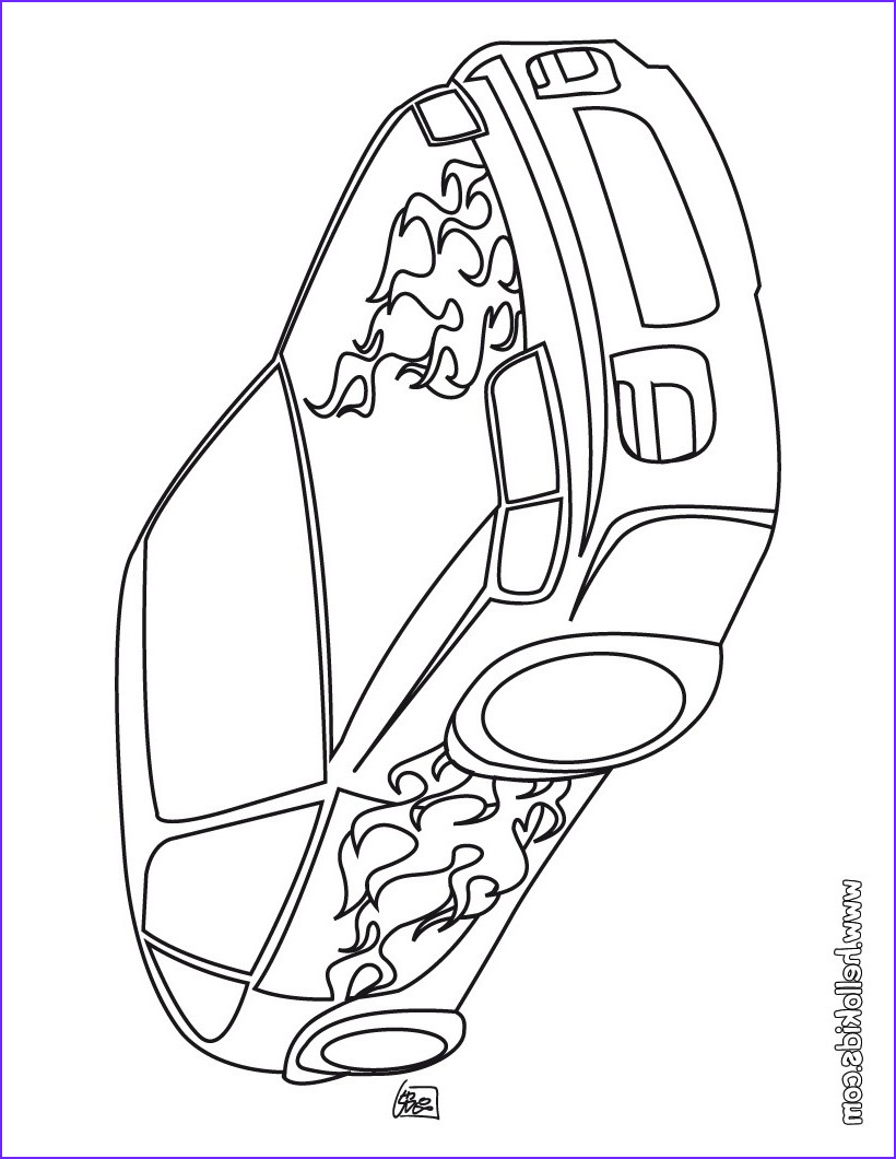 Car Coloring Pages Beautiful Stock Car Coloring Pages Hellokids