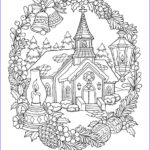 Church Coloring Pages Elegant Images 12 Christmas Drawing Download Ty