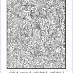 Color By Number Coloring Pages Free Beautiful Image Color By Number For Adults Hard Difficult Coloring Pages