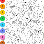 Color By Number Coloring Pages Free Beautiful Photos Nicole S Free Coloring Pages Color By Numbers