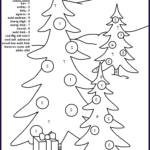 Color By Number Coloring Pages Free Beautiful Stock Christmas Color By Numbers Coloring Pages Az Coloring Pages