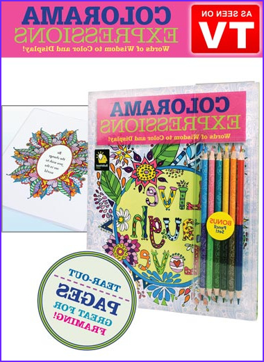 Colorama Coloring Book Commercial Luxury Collection Colorama Coloring Book as Seen On Tv