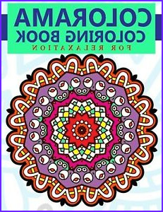 Colorama Coloring Book Commercial New Images Colorama Coloring Book for Relaxation Volume 10