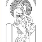 Coloring Art For Adults Awesome Image Pinterest • The World's Catalog Of Ideas