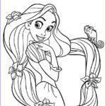Coloring Book Awesome Collection Free Printable Tangled Coloring Pages For Kids