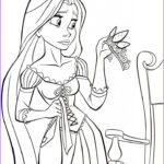 Coloring Books for Kids Beautiful Gallery Free Printable Tangled Coloring Pages for Kids