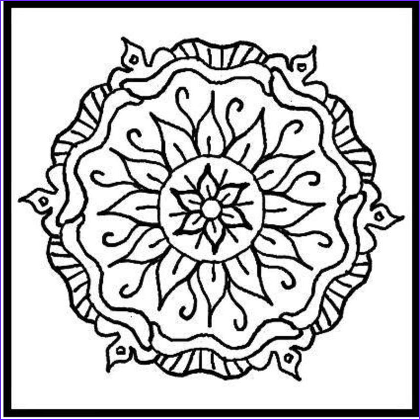 Coloring Design Pages Elegant Photos Pattern Coloring Pages for Adults Coloring Home