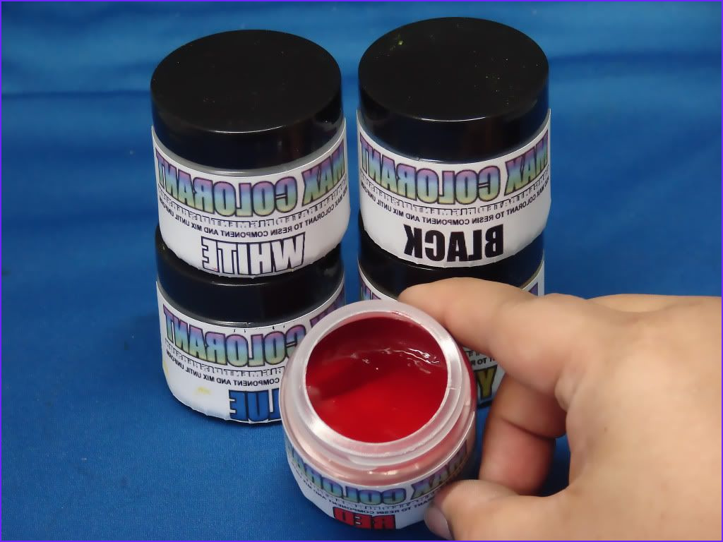 Coloring Epoxy Resin Elegant Photos Epoxy Resin Color Pigment Tinting Paste Colorant Red