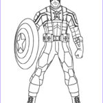 Coloring Free Elegant Images Free Printable Captain America Coloring Pages For Kids
