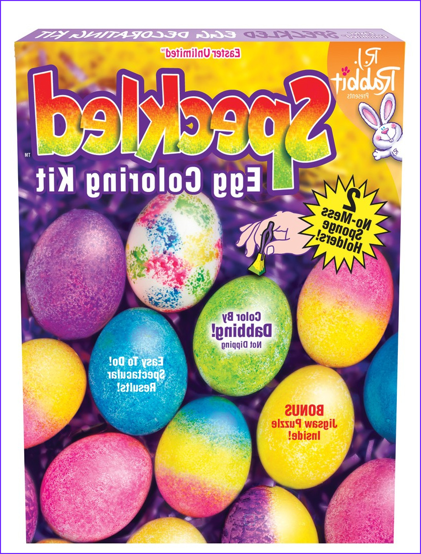 Coloring Kit Best Of Collection Speckled Egg Coloring Kit Egg Decorating Easter