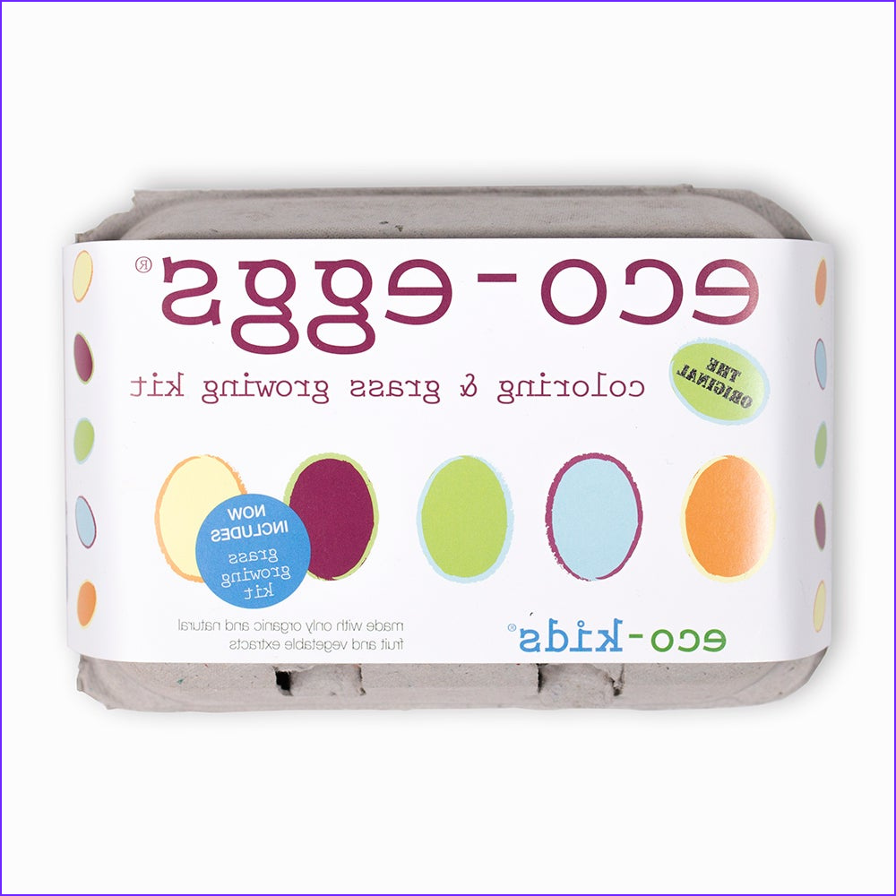 eco kids USA line Store — eco egg coloring and grass