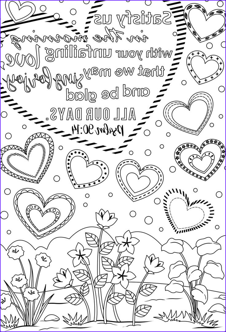 Coloring Pages Bible Beautiful Stock Set Of 3 Bible Verses Coloring Pages Scripture Posters