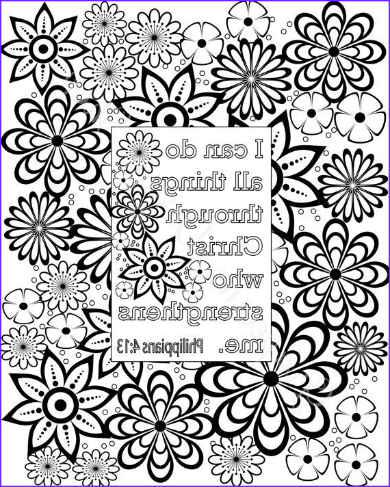Coloring Pages Bible Verses Beautiful Stock Flower Coloring Pages Bible Verse Coloring Sheets Set Of