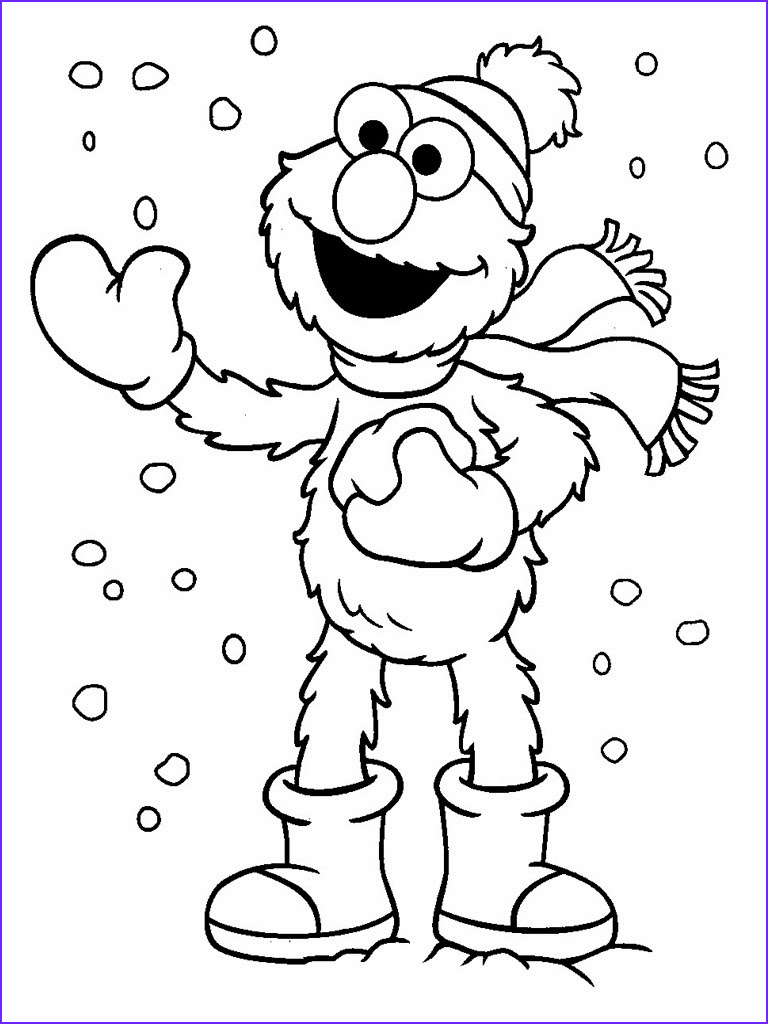 Coloring Pages Christmas Best Of Images Elmo Christmas Printable Coloring Pages Free Printable