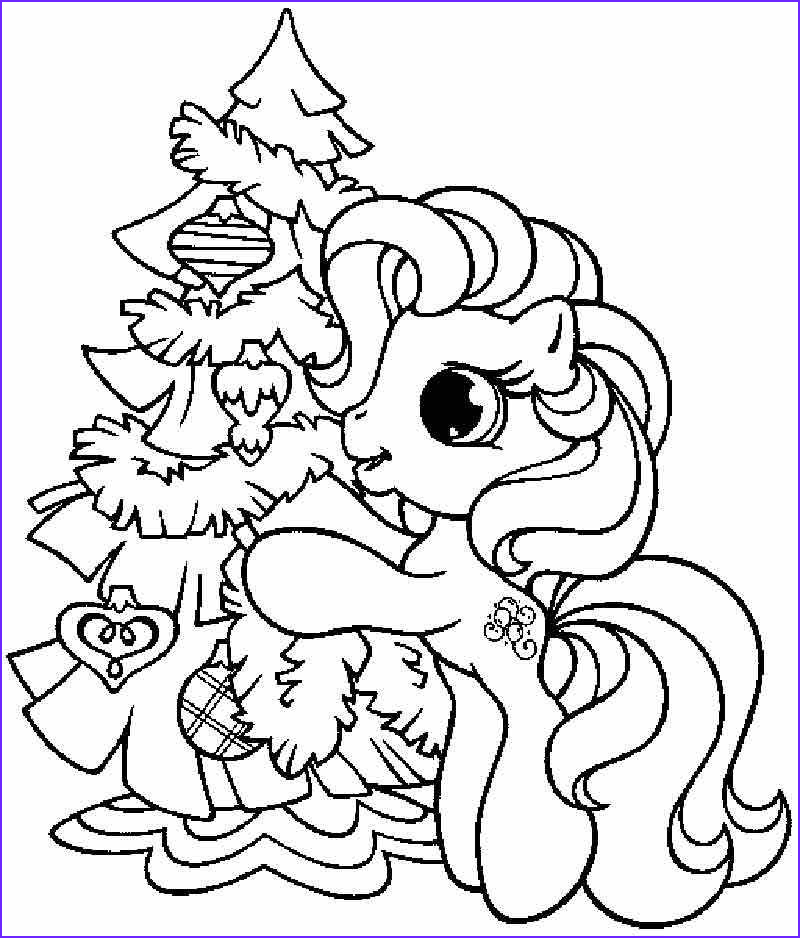 Coloring Pages Christmas Inspirational Image Christmas Tree Coloring Pages Coloring Home